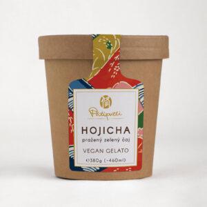 Patipatti Vegan Hojicha Gelato - Tub