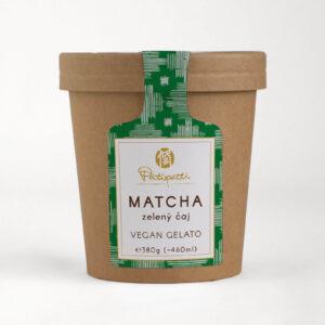 Patipatti Vegan Matcha Gelato - Tub