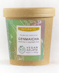 Patipatti Organic Vegan Genmaicha Gelato - Tub