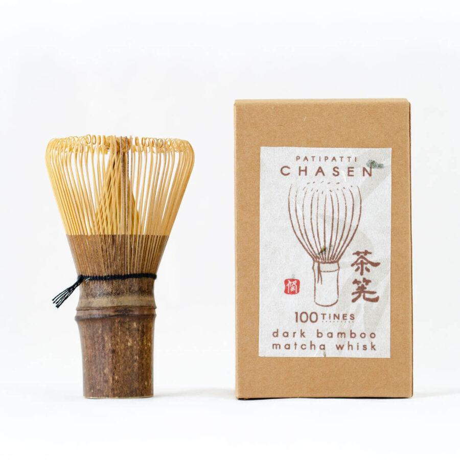 Dark Bamboo Chasen 100 hondate