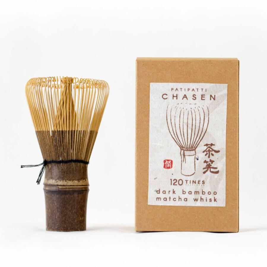 Dark Bamboo Chasen 120 hondate