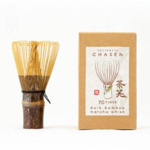 Dark Bamboo Chasen 70 hondate