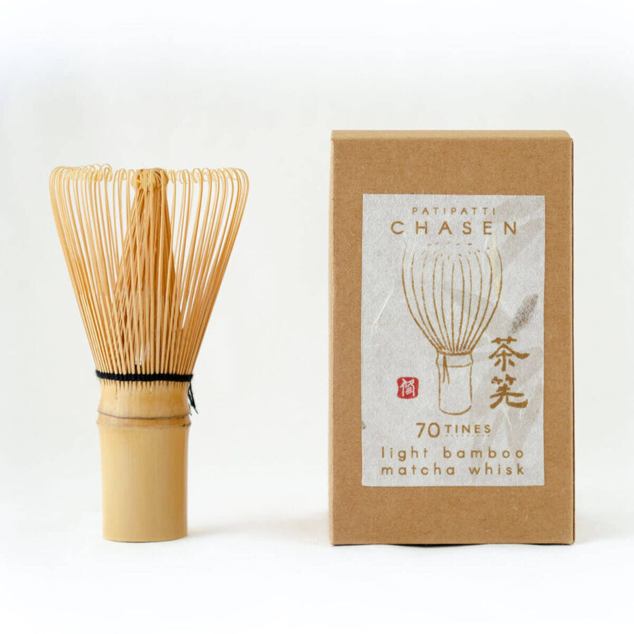 Light Bamboo Chasen 70 hondate