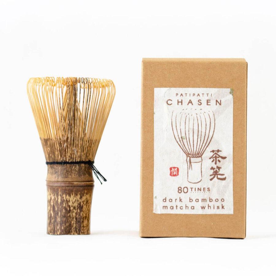 Dark Bamboo Chasen 80 hondate