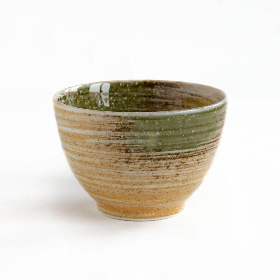 Oasis Ippuku Chawan - Small Matcha Bowl - Patipatti