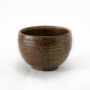 Umber Ippukuwan - Small Chawan Matcha Bowl - Patipatti