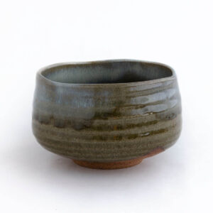 Misty Forest Chawan Matcha Bowl