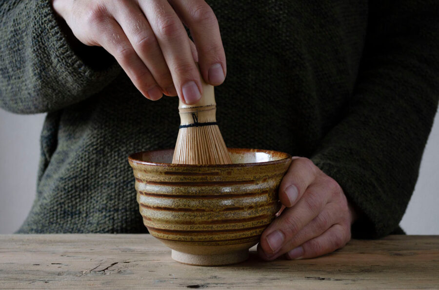 Oro Chawan - Patipatti Golden Maru Tea Bowl