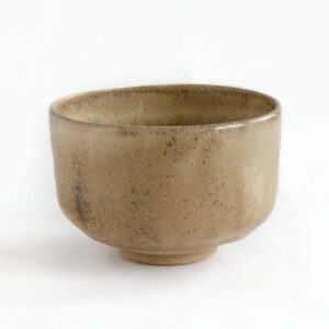 Wabi-sabi Chawan - Patipatti Natural Beige Tea Bowl