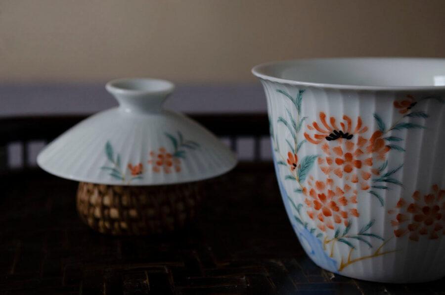 Patipatti Handmade Gaiwan - Osmanthus