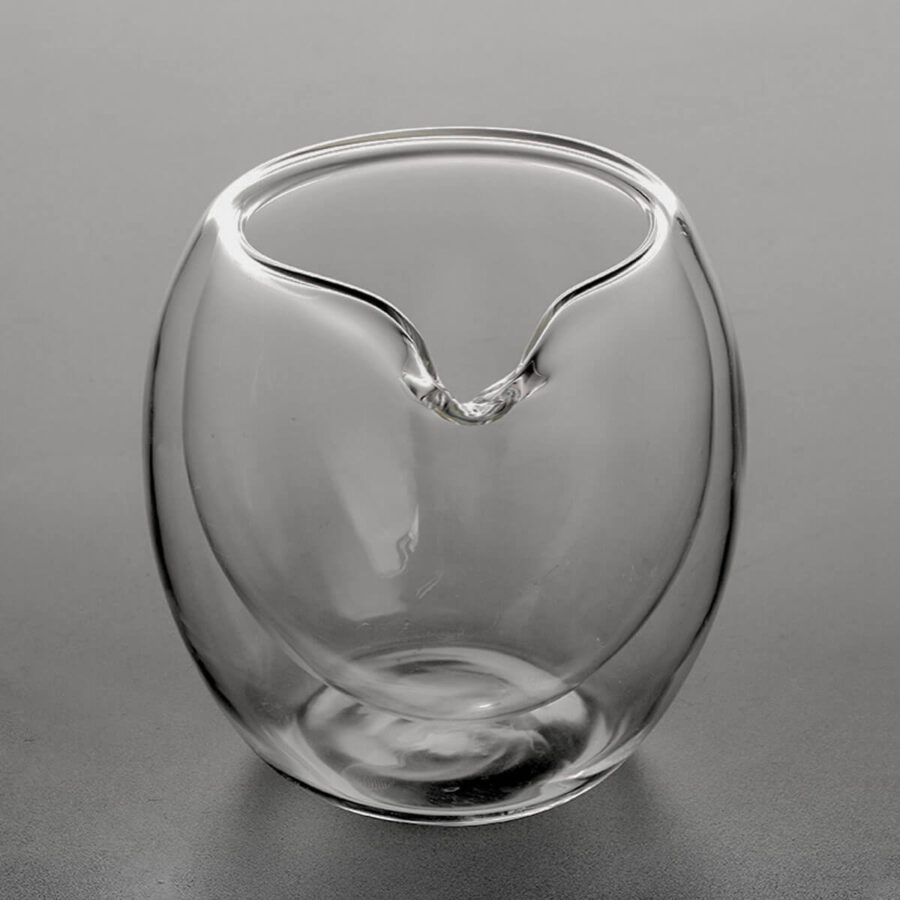 Patipatti Glass Fairness Cup - Double-walled Vacuum