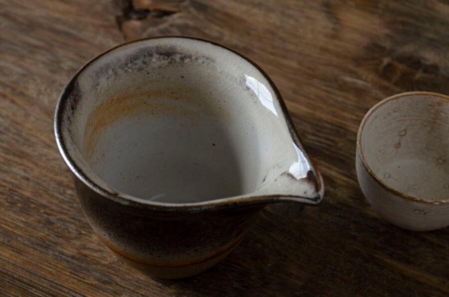Patipatti Handmade Fairness Cup - Ink Splash