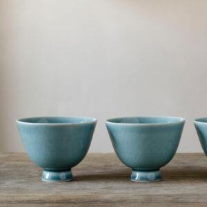 Patipatti Handmade Teacup - Celadon