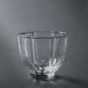 Patipatti Glass Teacup - Edge
