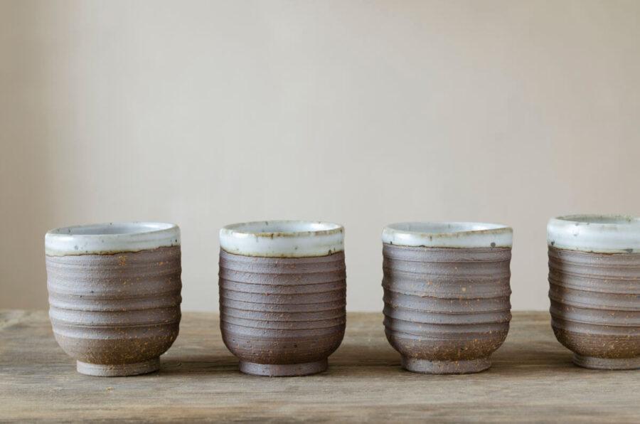 Patipatti Handmade Teacup - Speckle