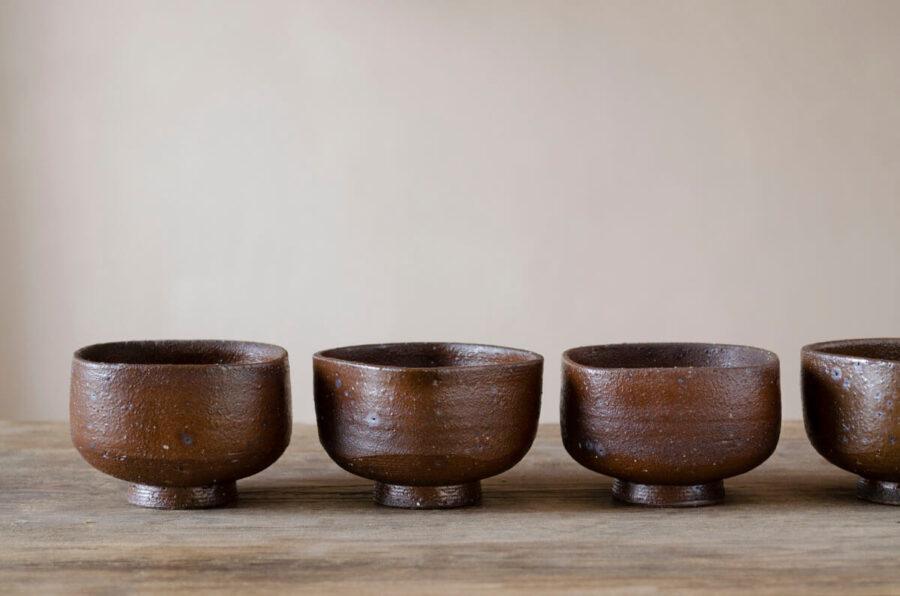 Patipatti Handmade Teacup - Squarish