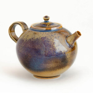 Patipatti Handmade Teapot - Purple Galaxy