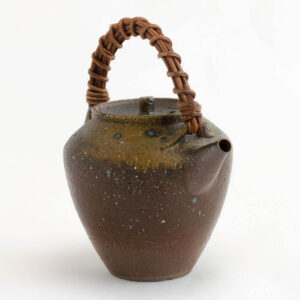 Patipatti Handmade Teapot - Rough Clay Onda