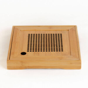 Patipatti Bamboo Tea Tray - Lattice Square – Reservoir