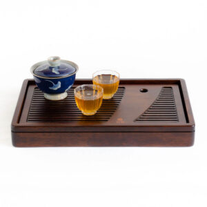 Patipatti Bamboo Tea Tray - Zither – Small Reservoir